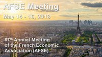 Congrès 2018 de l'AFSE