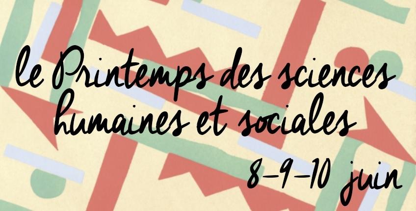 Printemps des sciences humaines et sociales