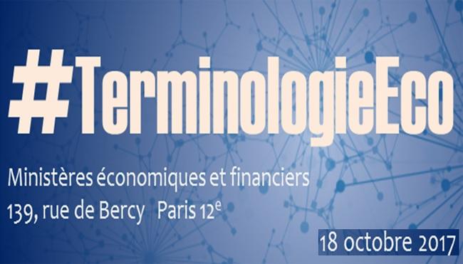 Rencontre Terminologie de l'économie