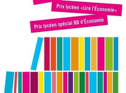 """Prix Lycéen """"Lire l'Économie"""" 2017"""