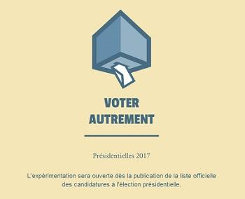 Voter autrement 2017 : expérimenter d'autres modes de scrutin