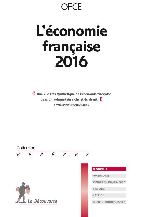L'économie française 2016 : Introduction