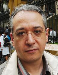 Bernard Lahire, médaille d'argent du CNRS