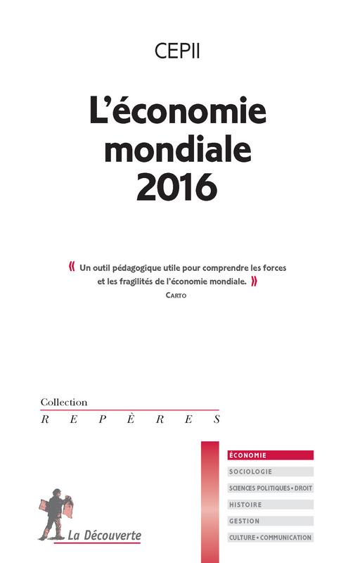 Graphiques L'Economie mondiale 2016 : Les émergents