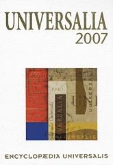 Universalia 2007