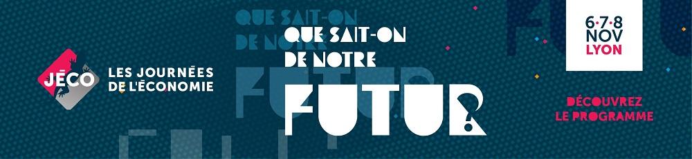 Slider JECO 2018 Que sait-on de notre futur ?