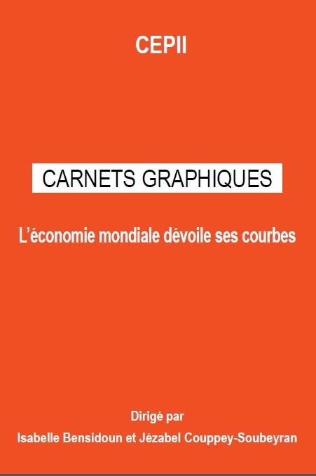 couverture des Carnets graphiques du CEPII