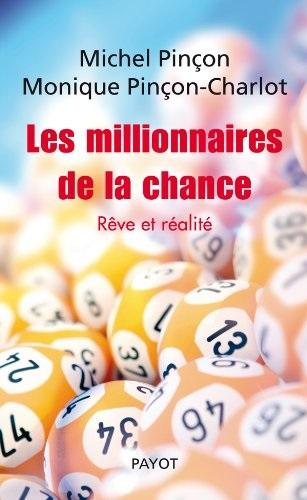 """Couverture de """"Les millionnaires de la chance"""" 2010"""