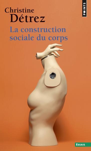 """couverture du livre """"la construction sociale du corps"""""""