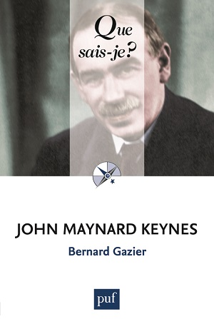 "couverture du livre ""John Maynard Keynes"""