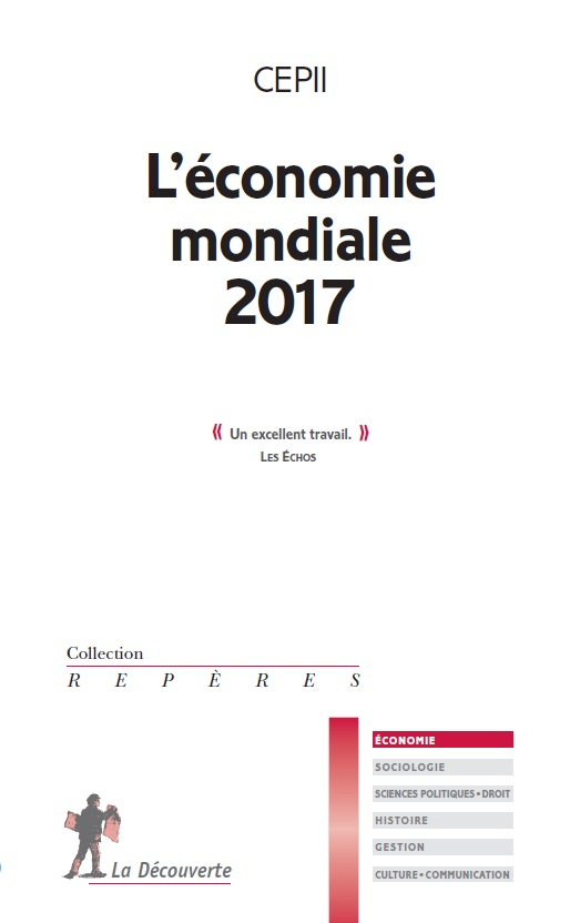 couverture L'économie mondiale 2017