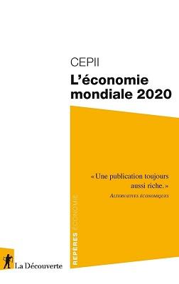 couverture du livre L'économie mondiale 2020