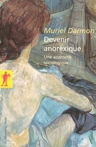 couverture du livre Devenir anorexique