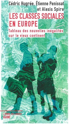 couverture du livre Les classes sociales en Europe