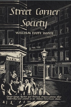 couverture du livre Street Corner Society