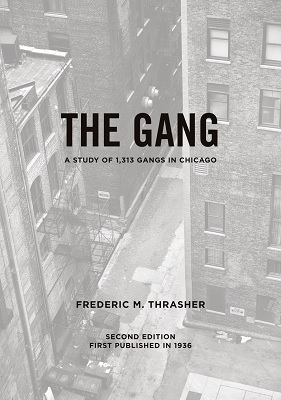 image couverture du livre The gang