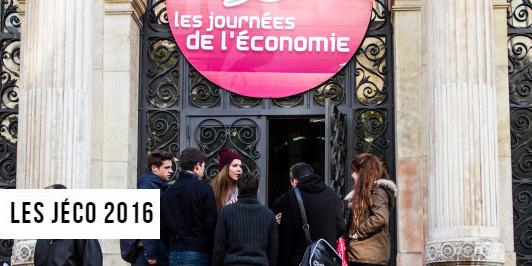 photo des Journées de l'économie