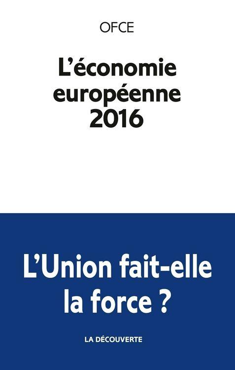 couverture du livre L'économie européenne 2016