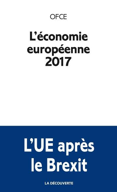 couverture de L'économie européenne 2017