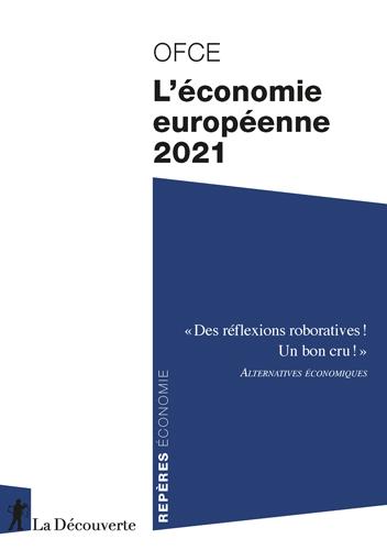 """couverture du livre """"L'économie européenne 2021"""""""