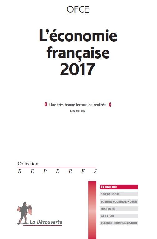 couverture du livre L'économie française 2017