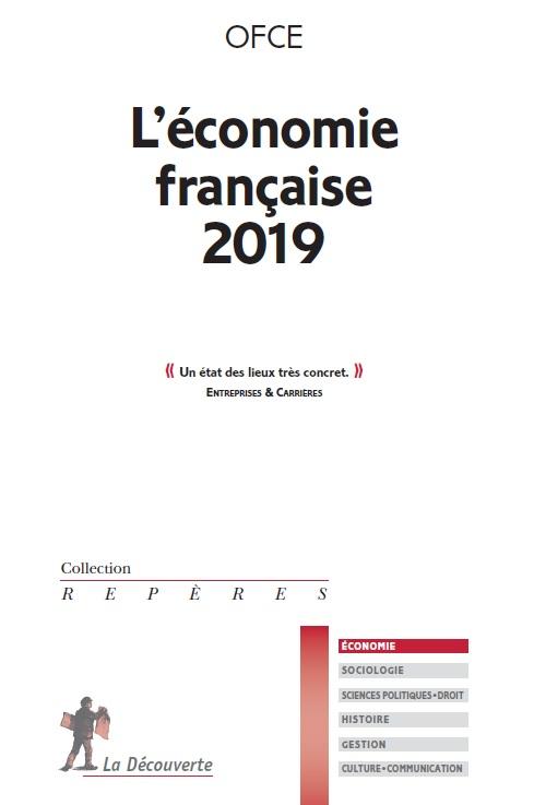 couverture du livre L'économie française 2019