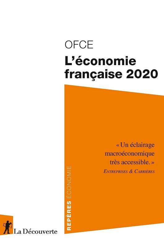couverture du livre L'économie française 2020