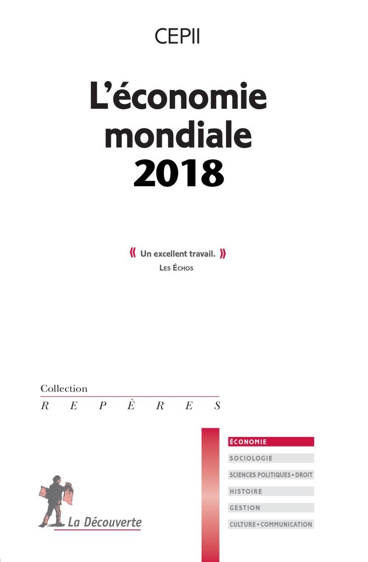 couverture du livre L'économie mondiale 2018