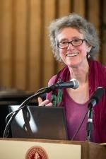 photo d'Arlie Hochschild - Université de Berkeley