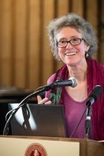 photo d'Arlie Hochschild - Université de Berkeley