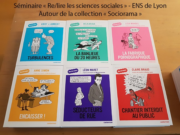 livres de la collection Sociorama